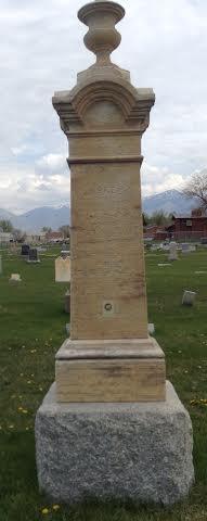 skeen tombstone