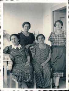 Grandma's sisters in Austria