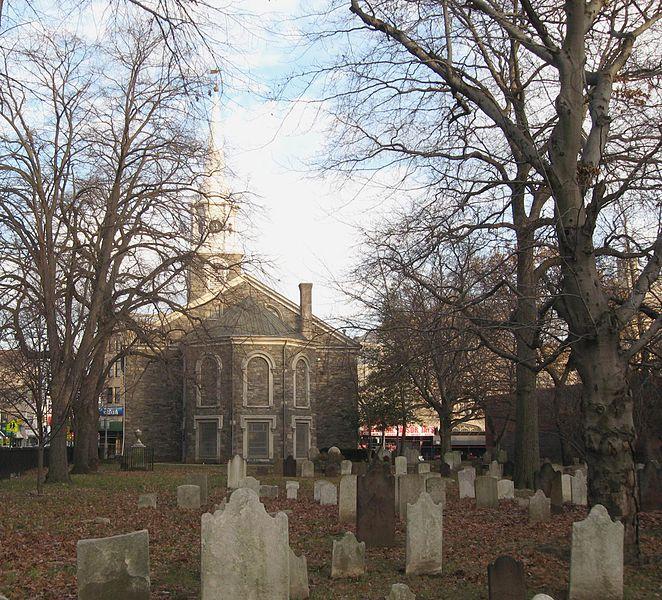 Flatbush Dutch Reformed Church and graveyard