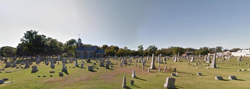 Wyckoff family cemetery NJ