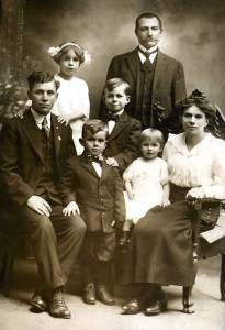 1917 Kwiatkowski Joannes Mary children and possibly Michael