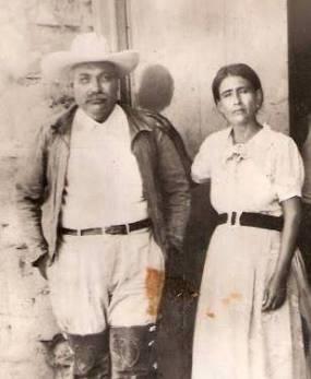 Gonzales grandparents