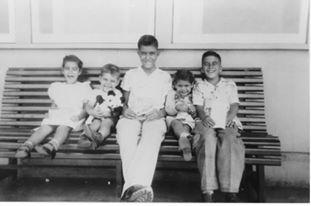 Hawaii Kwiatkowskis c1952