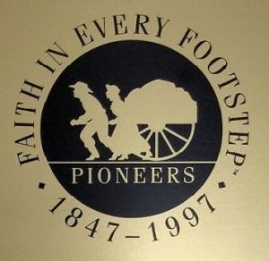 faith in every footstep. Sons of Utah Pioneers