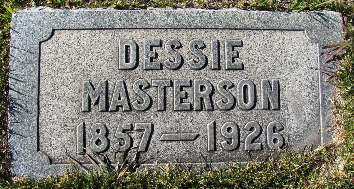 Deseret Eldridge Davis tombstone