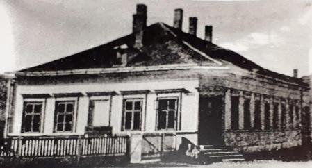 The home where Rudolf lived for most of his adult life. Courtesy of Ruth Contreras